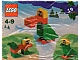 Set No: 4124  Name: Advent Calendar 2001, Creator (Day 19) - Parrot