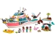 Set No: 41381  Name: Rescue Mission Boat