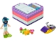 Set No: 41385  Name: Emma's Summer Heart Box