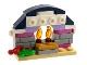 Set No: 41690  Name: Advent Calendar 2021, Friends (Day 18) - Hearth / Fireplace