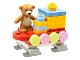 Set No: 41690  Name: Advent Calendar 2021, Friends (Day 24) - Toy Sled Trailer