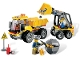 Set No: 4201  Name: Loader and Dump Truck