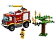 Set No: 4208  Name: 4 × 4 Fire Truck