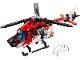 Set No: 42092  Name: Rescue Helicopter