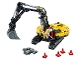 Set No: 42121  Name: Heavy Duty Excavator
