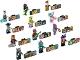 Set No: 43101  Name: Bandmates, Series 1 (Complete Series of 12 Complete Bandmates Sets)