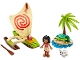 Set No: 43170  Name: Moana's Ocean Adventure