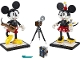 Set No: 43179  Name: Mickey Mouse & Minnie Mouse