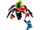 Set No: 44024  Name: TUNNELER Beast vs. SURGE