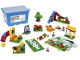 Set No: 45001  Name: DUPLO Playground Set with Storage