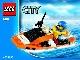 Set No: 4898  Name: Coast Guard Boat polybag
