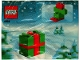 Set No: 4924  Name: Advent Calendar 2004, Creator (Day 12) - Green Present