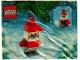 Set No: 4924  Name: Advent Calendar 2004, Creator (Day 13) - Santa Ornament