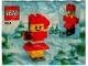 Set No: 4924  Name: Advent Calendar 2004, Creator (Day 16) - Elf Girl