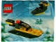 Set No: 4924  Name: Advent Calendar 2004, Creator (Day 17) - Speedboat