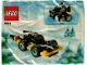 Set No: 4924  Name: Advent Calendar 2004, Creator (Day 18) - Racing Car