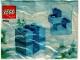 Set No: 4924  Name: Advent Calendar 2004, Creator (Day  5) - Blue Present