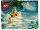 Set No: 4924  Name: Advent Calendar 2004, Creator (Day  7) - Angel Ornament