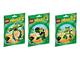 Set No: 5003814  Name: Mixels Green Collection
