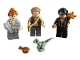Set No: 5005255  Name: Minifigure Collection, Bricktober 2018 2/4 (TRU Exclusive) - Jurassic World