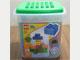 Set No: 5357  Name: Quatro Bucket - 70 extra large bricks