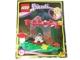 Set No: 561511  Name: Hedgehog foil pack