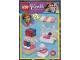 Set No: 562104  Name: Ice Cream Shop foil pack
