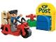 Set No: 5638  Name: Postman