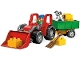 Set No: 5647  Name: Big Tractor