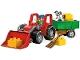 Set No: 5647  Name: Big Tractor