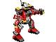 Set No: 5764  Name: Rescue Robot