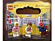 Set No: 6001096  Name: LEGO Store 2012 Special Event Exclusive Set blister pack