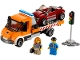 Set No: 60017  Name: Flatbed Truck
