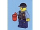 Set No: 60024  Name: Advent Calendar 2013, City (Day  1) - Police Officer with Cup