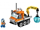 Set No: 60033  Name: Arctic Ice Crawler