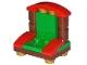 Set No: 60099  Name: Advent Calendar 2015, City (Day  9) - Santa's Chair