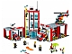 Set No: 60110  Name: Fire Station