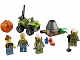 Set No: 60120  Name: Volcano Starter Set
