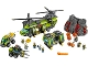Set No: 60125  Name: Volcano Heavy-lift Helicopter