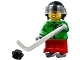 Set No: 60133  Name: Advent Calendar 2016, City (Day  8) - Ice Hockey Player Boy
