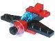 Set No: 60155  Name: Advent Calendar 2017, City (Day  6) - Red Toy Airplane