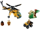 Set No: 60158  Name: Jungle Cargo Helicopter