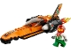 Set No: 60178  Name: Speed Record Car