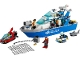 Set No: 60277  Name: Police Patrol Boat