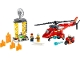 Set No: 60281  Name: Fire Rescue Helicopter