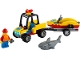 Set No: 60286  Name: Beach Rescue ATV