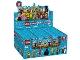 Set No: 6175012  Name: Minifigure, Series 17 (Box of 60)