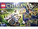 Set No: 66491  Name: Legends of Chima Super Pack 5 in 1 (70126, 70128, 70129, 70130, 70131)