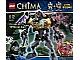Set No: 66499  Name: Legends of Chima Super Pack 2 in 1 - Chi Hyper Gorzan (70202, 70205)