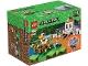 Set No: 66646  Name: Minecraft Bundle Pack 2 in 1 (21140, 21145)